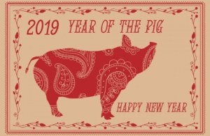 Winter Rostie Group Scoop Year of The Pig