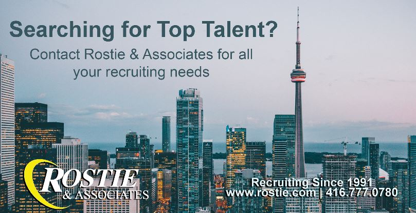 top talent rostie associates Ad