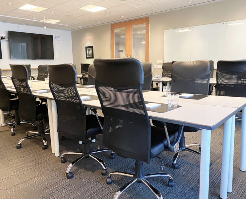 Rostie Group Pacific Meeting Room