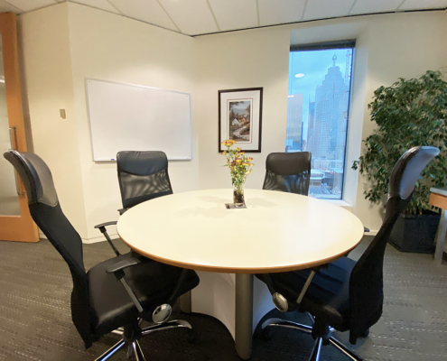 Rostie Group Caspian Meeting Room