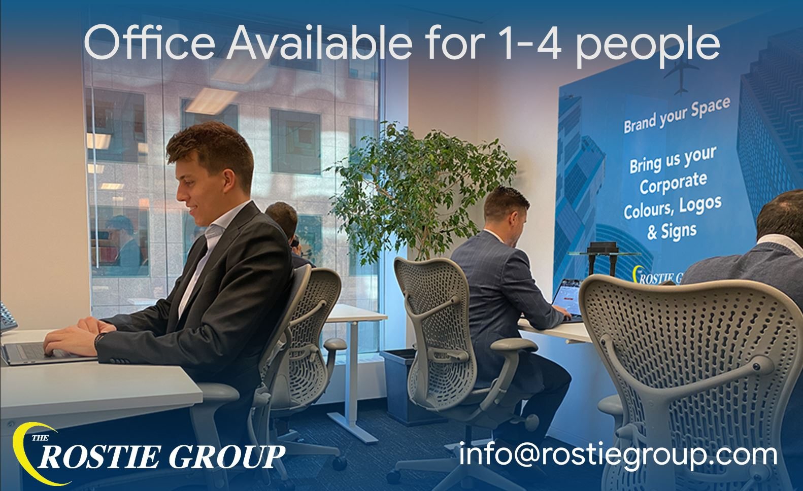 Rostie Group December Scoop Available Offices Ad