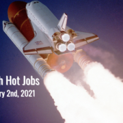 Rostie Tech Hot Jobs: February 2nd, 2021